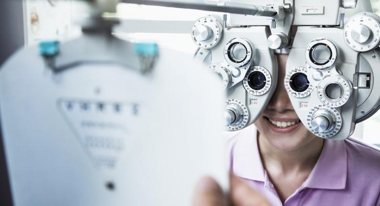 Lunettes de vue, troubles de la vue et examen de la vue